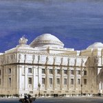 McKim, Mead & Whites Design for the Brooklyn Museum
