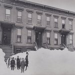 Blizzard of March 1888, Brooklyn