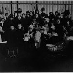 Children & Dolls, Brooklyn 1880s