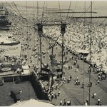 Modern 1947 Coney Island