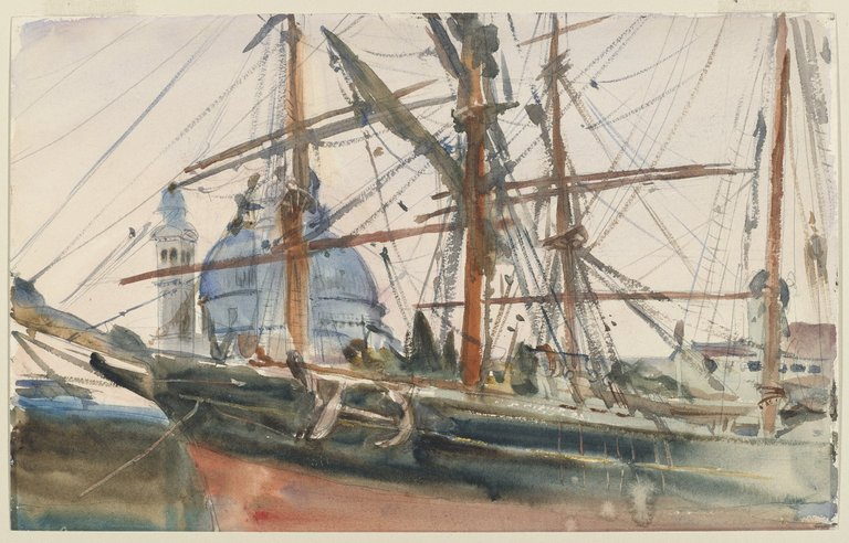 Brooklyn Museum: Rigging