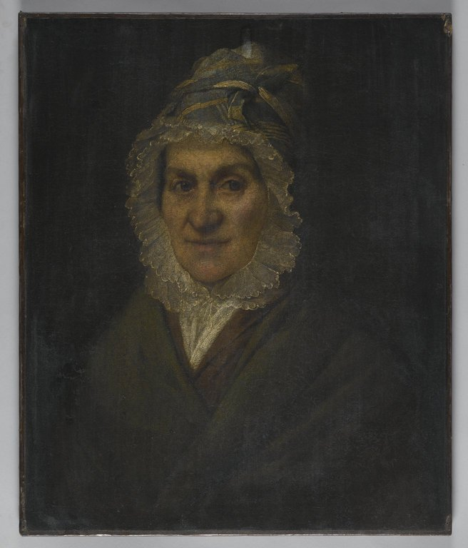 Brooklyn Museum: Portrait of an Old Woman