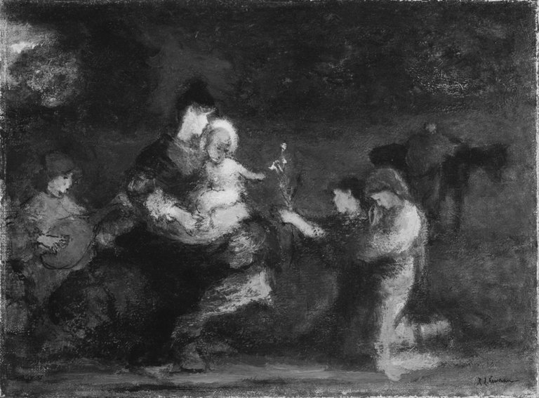 Brooklyn Museum: Adoration