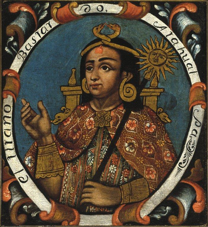 atahualpa inca wwwimgkidcom the image kid has it