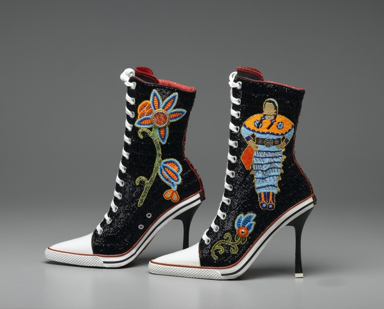 High Heels Shoes Brooklyn Museum