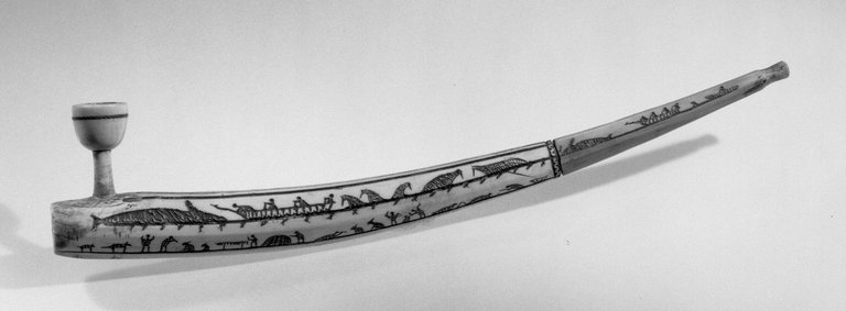 Brooklyn Museum: Pipe