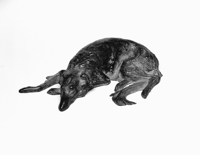 Brooklyn Museum: Wolfhound