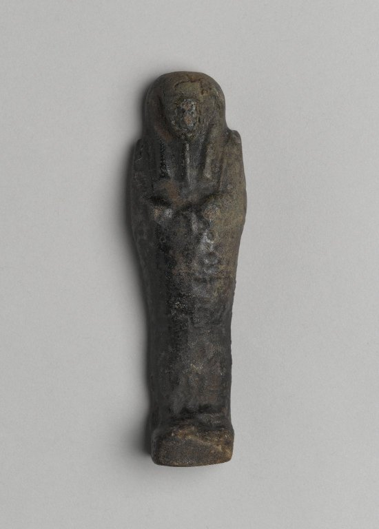 Brooklyn Museum: Ushabti of Yuf-o