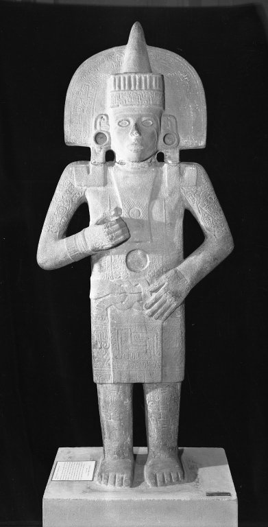 Brooklyn Museum: Life-Death Figure