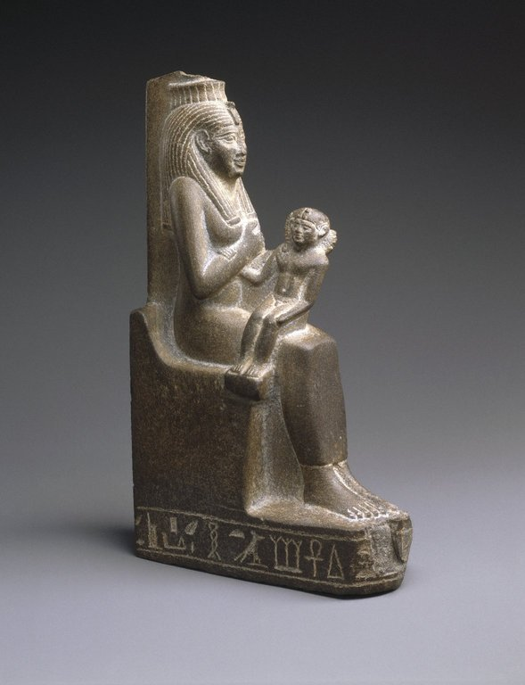 El Sacerdocio Femenino en el Antiguo Egipto y Sêshen - Sahú Ari Merek 37.938E_threequarter_SL1