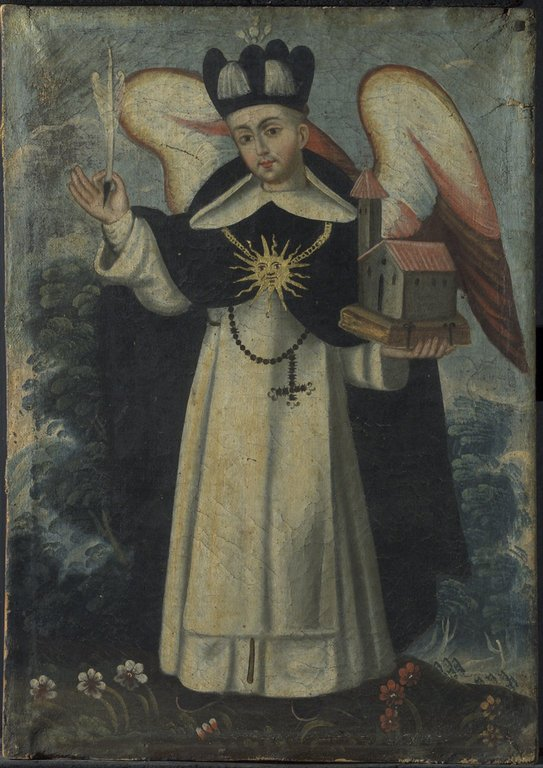 Brooklyn Museum: San Thomas Aquino