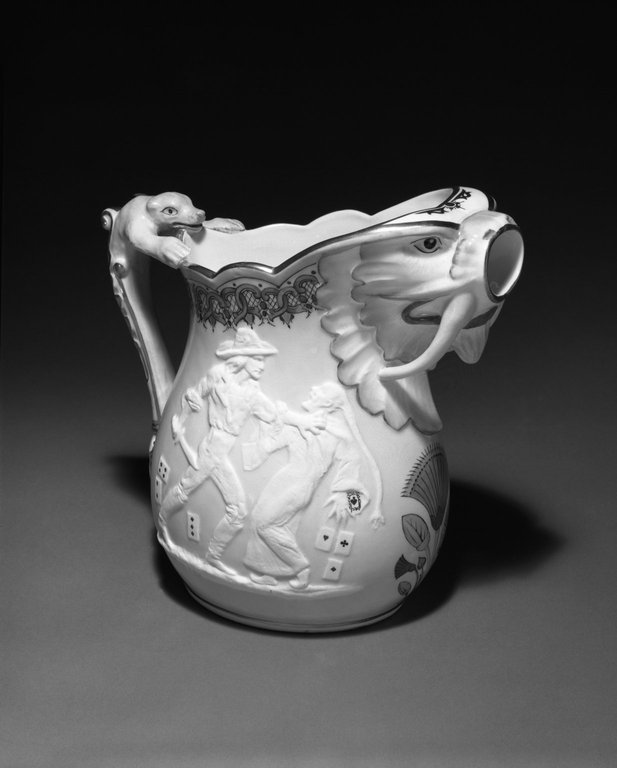 Brooklyn Museum: Ice Pitcher