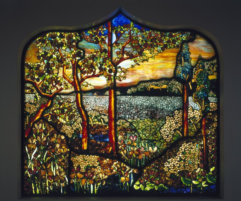 Brooklyn Museum: Charles Merrill Memorial Window