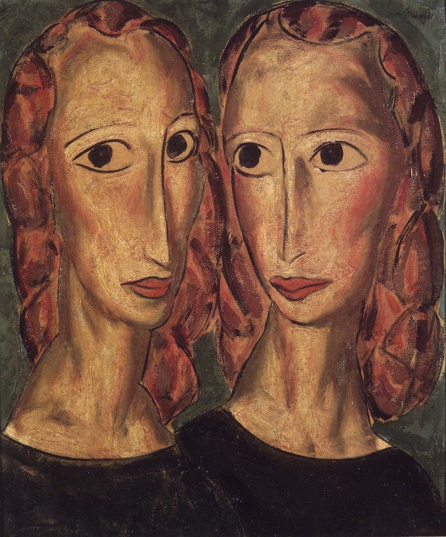 Brooklyn Museum: Two Heads