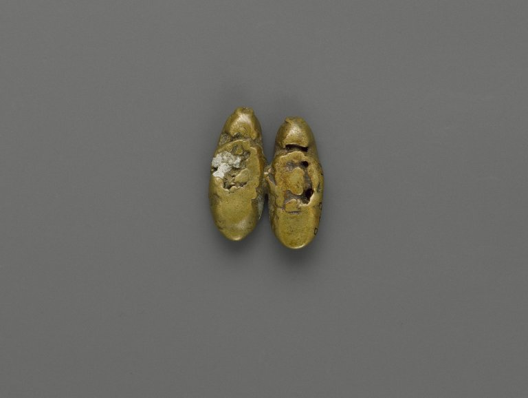 Brooklyn Museum: Gold Weight