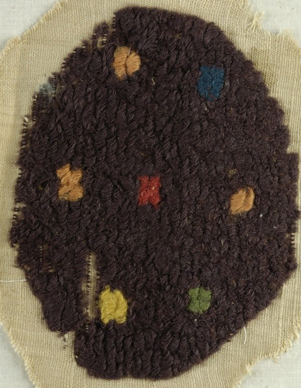 Brooklyn Museum: Textile Fragment