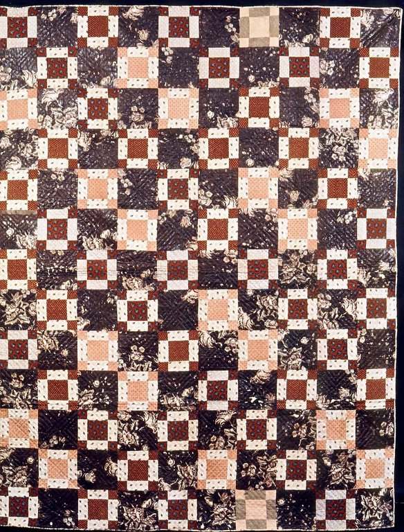 Brooklyn Museum: Quilt