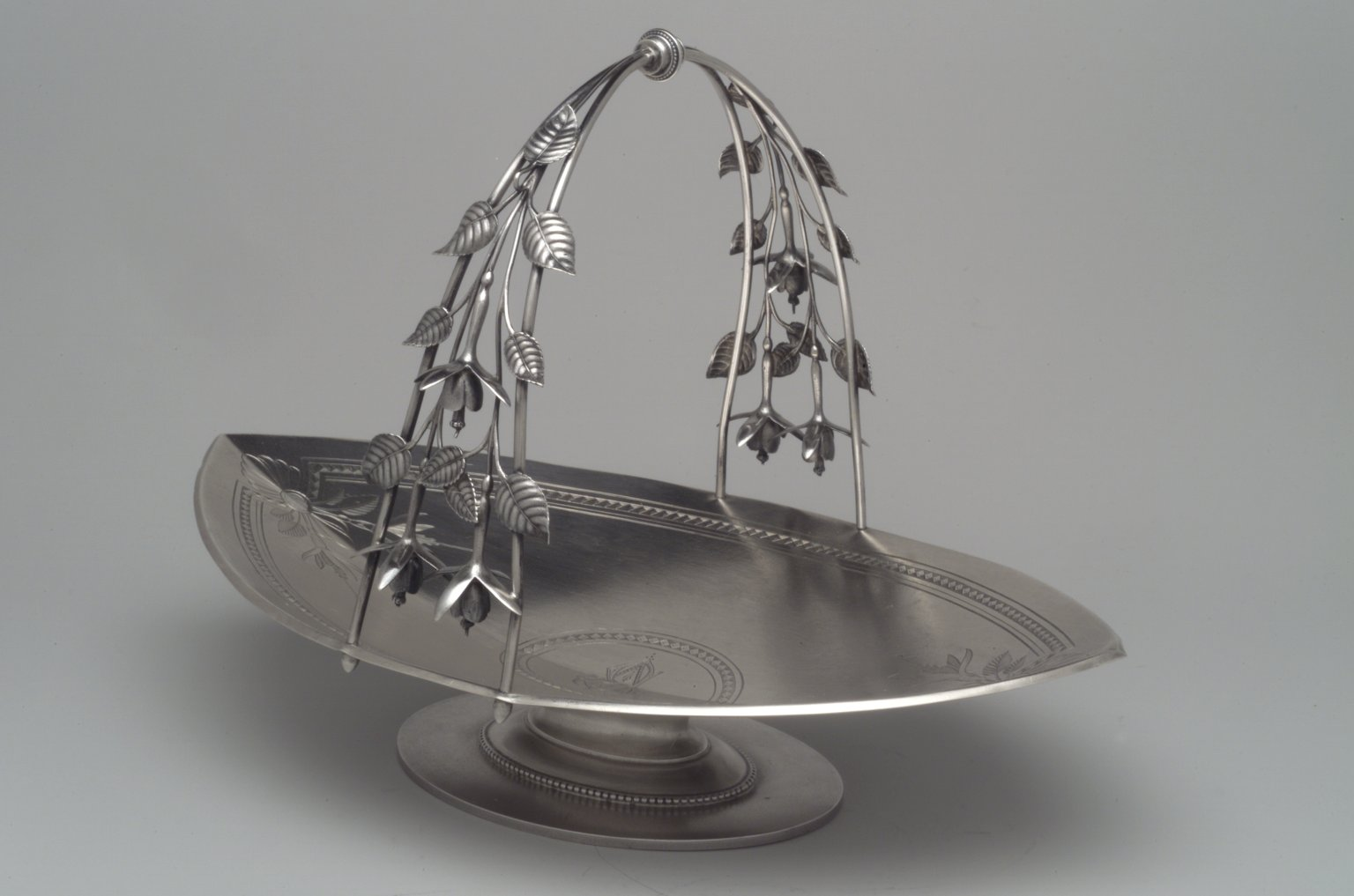 Brooklyn Museum: Cake Basket