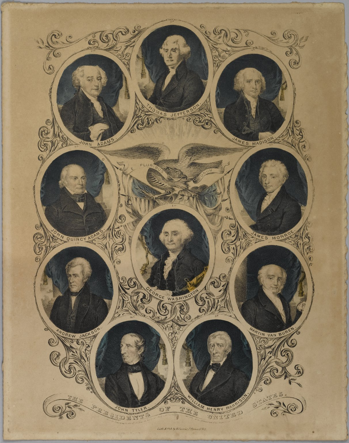 Brooklyn Museum: Presidents of the United States
