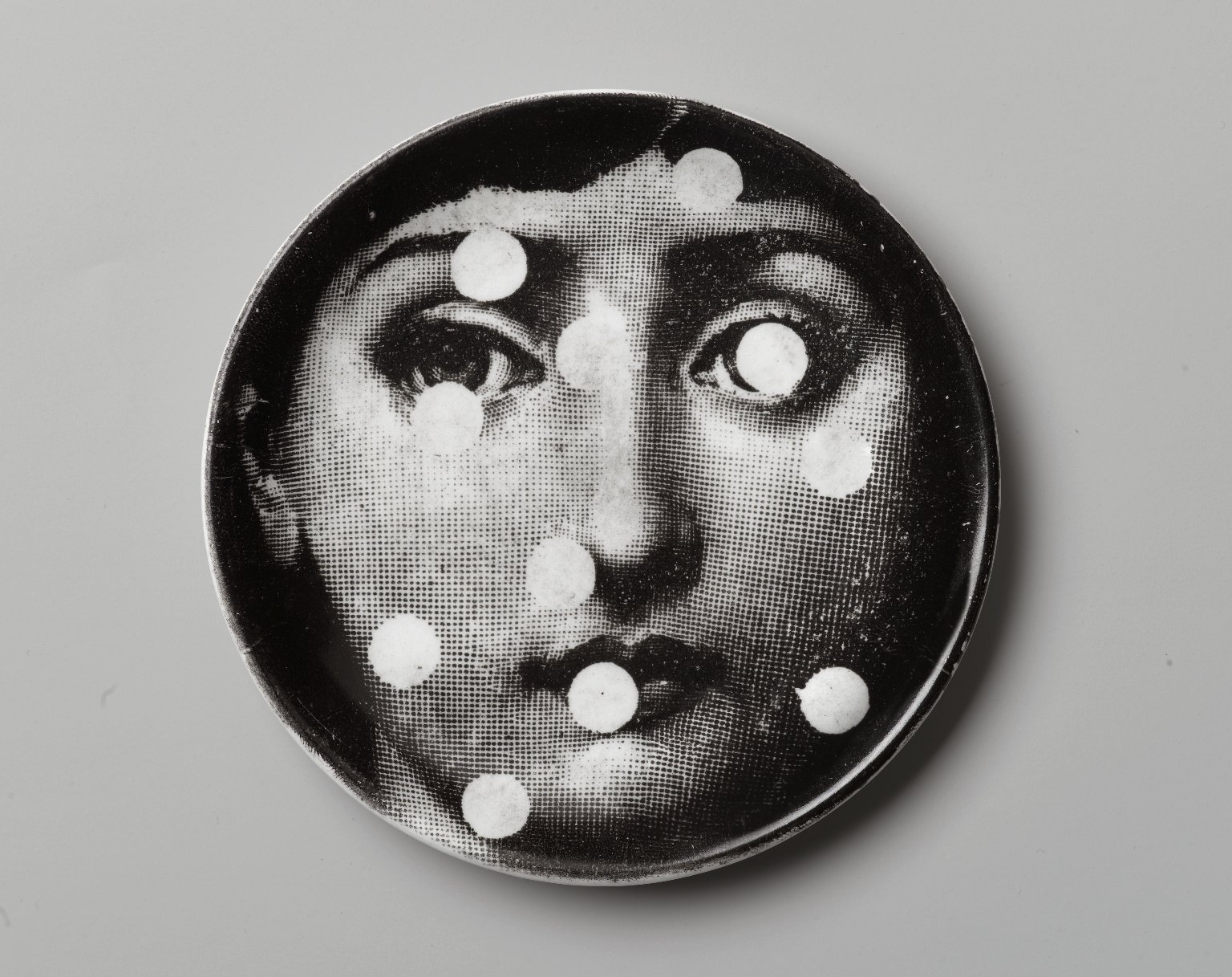 Brooklyn Museum: Plate, Theme and Variation