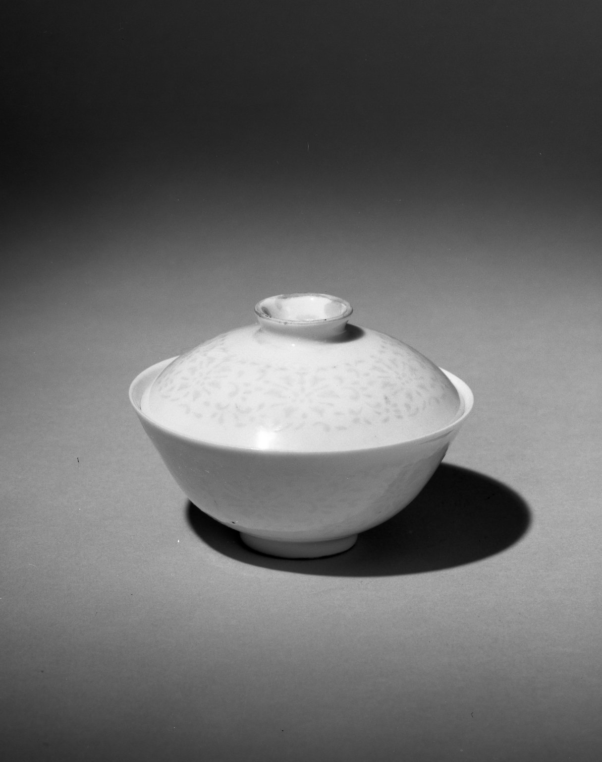 Brooklyn Museum: Bowl and Cover