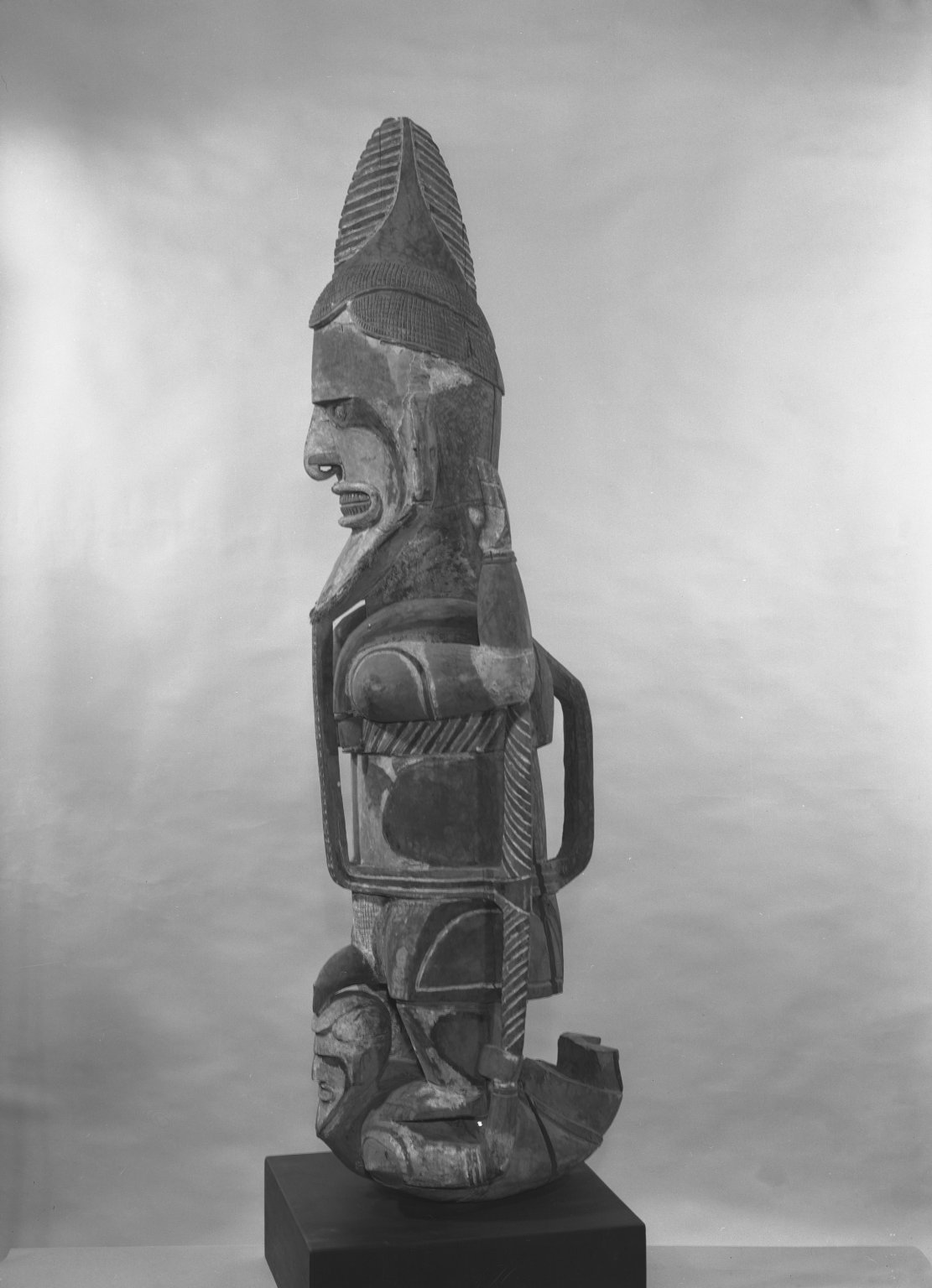Brooklyn Museum: Figure (Uli)