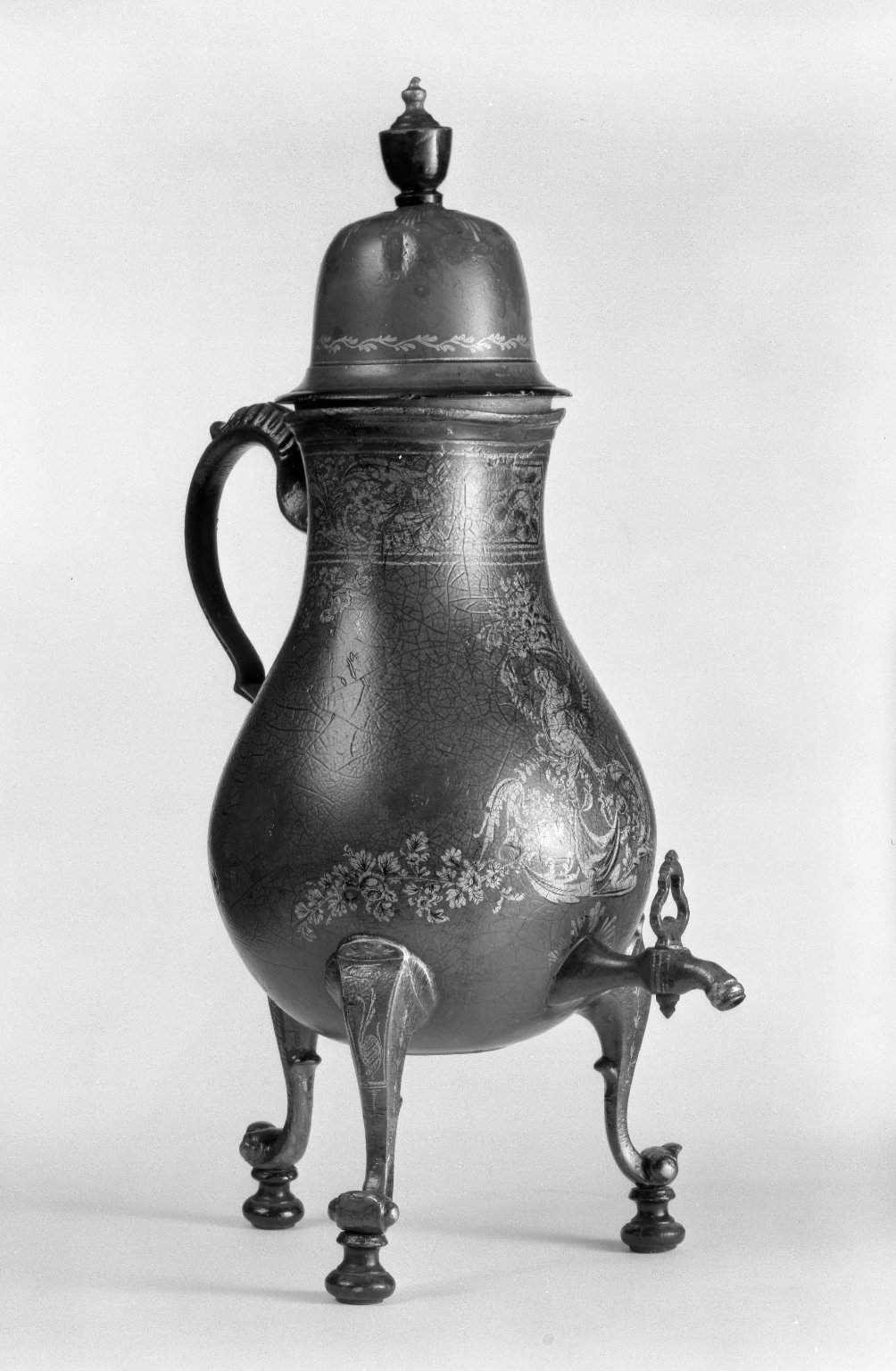 Brooklyn Museum: Hot Water Urn