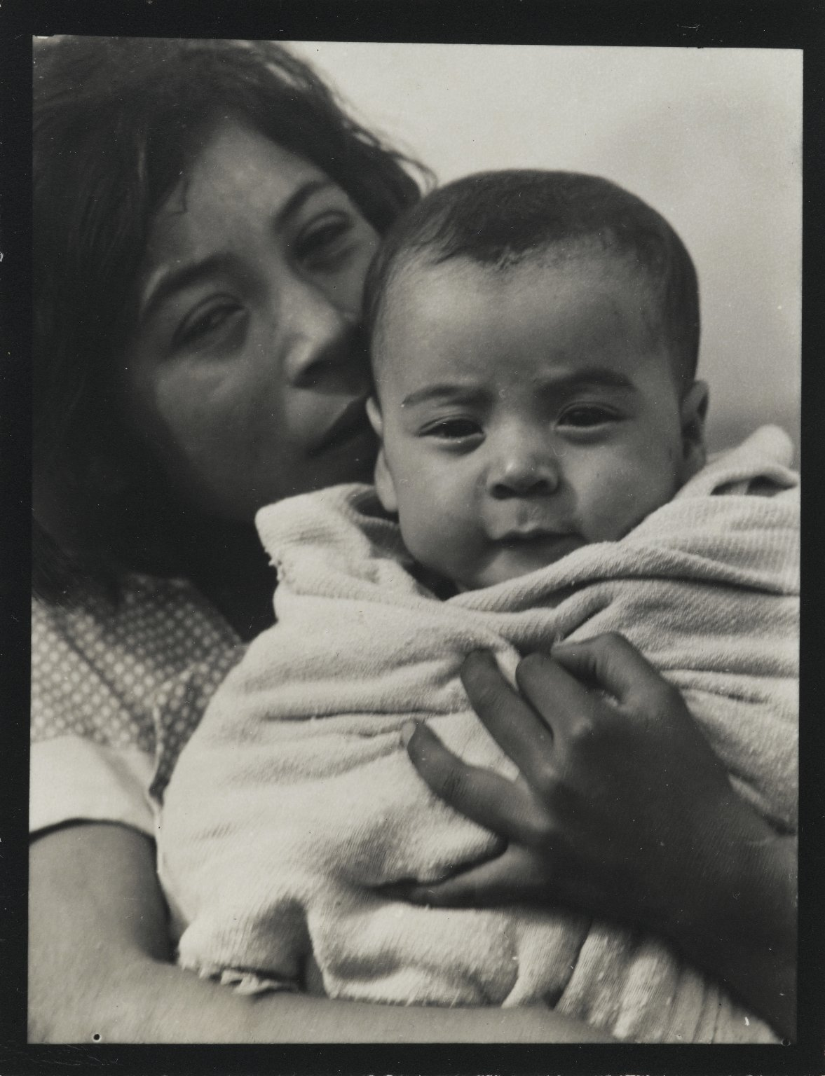Brooklyn Museum: [Untitled] (Mother and Child)
