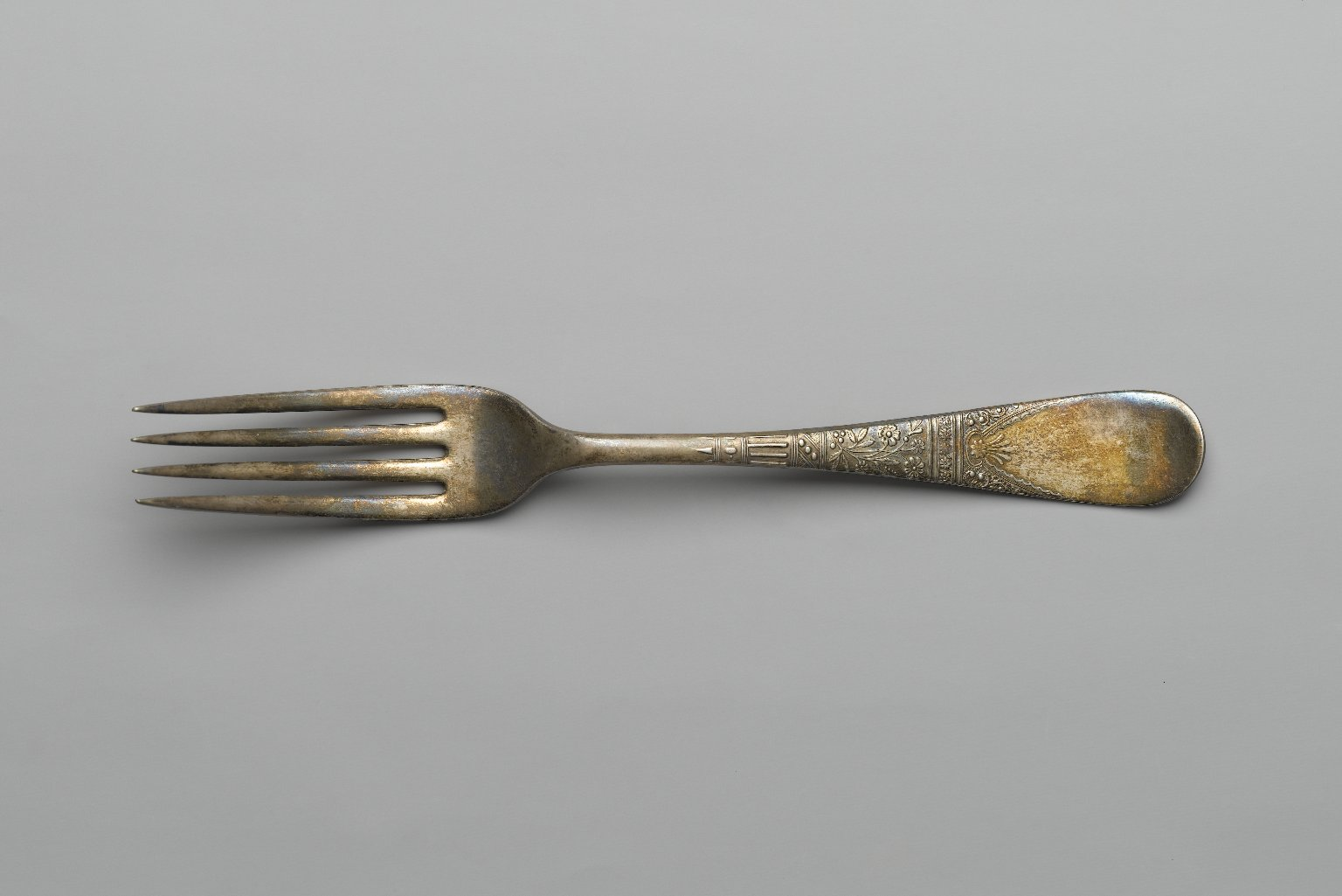 Brooklyn Museum: Dinner Fork, Lorne Pattern