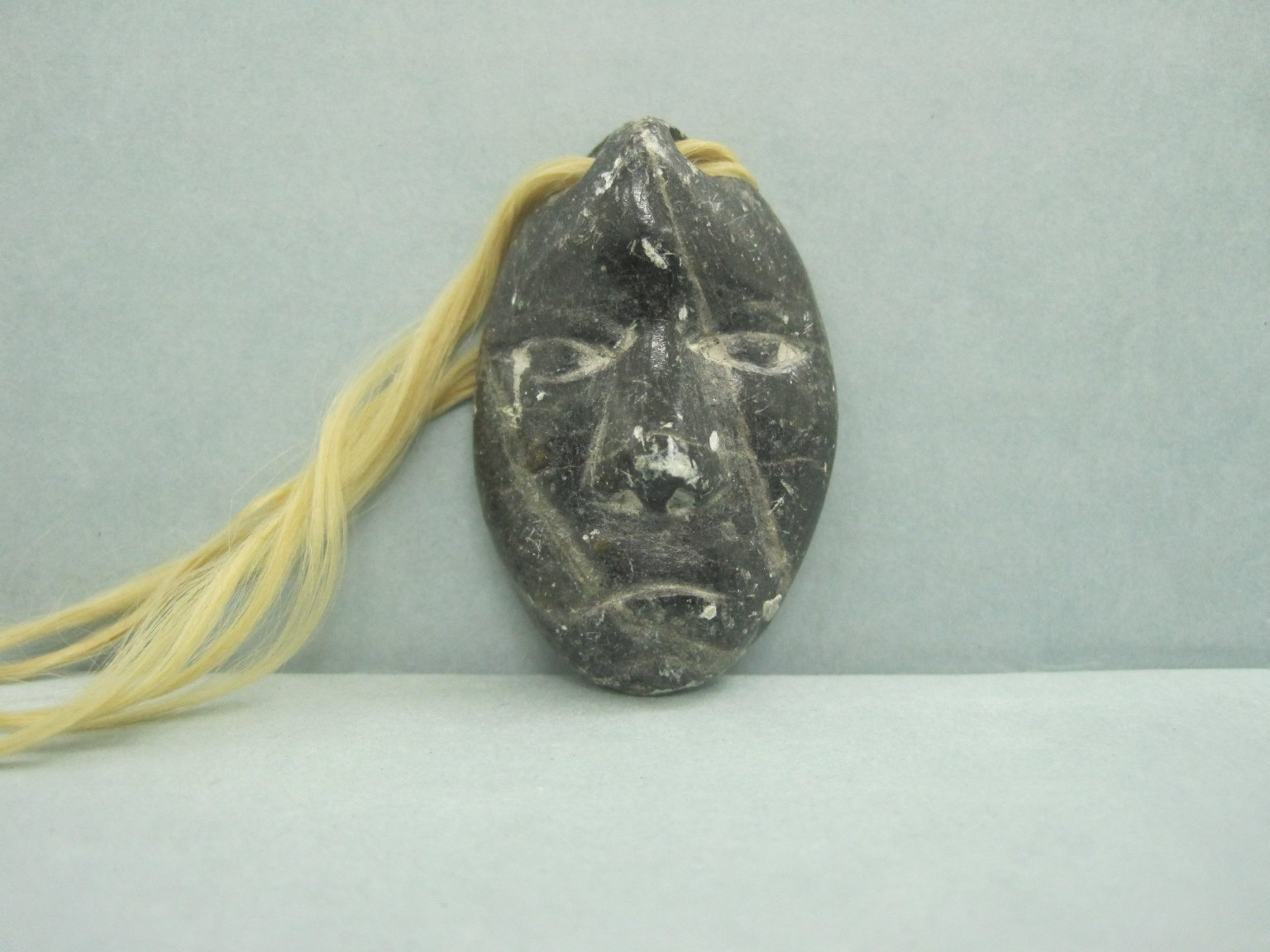 Brooklyn Museum: Amulet in the Form of a Head