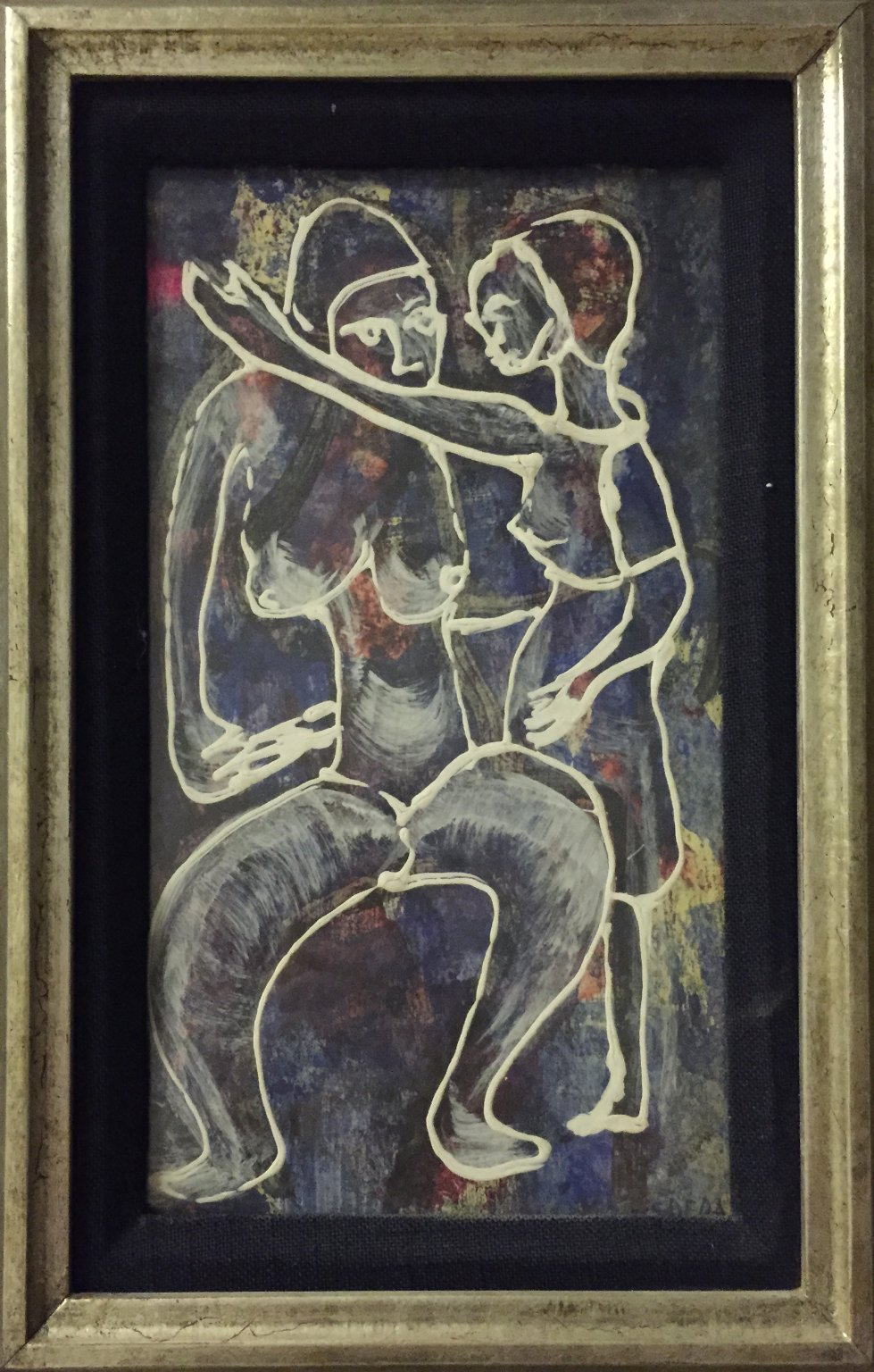 Brooklyn Museum: Contemporary Art: Mother and Child