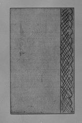 Gunther Forg (German, born 1952). [Untitled], 1989. Etching, aquatint and drypoint, Sheet (folio): 14 5/8 x 12 3/4 in. (37.1 x 32.4 cm). Brooklyn Museum, Helen Babbott Sanders Fund and John W. James Fund, 1990.123.13. © artist or artist's estate