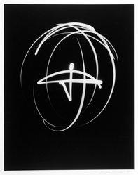 Barbara Morgan. Samadhi. Gelatin silver photograph Brooklyn Museum, Allan D. Rubenstein Memorial Collection, 1992.194.4. © artist or artist's estate