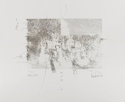 Heinz Trökes (German, born 1913). Untitled, 1964. Etching and ink on paper, sheet: 14 7/8 x 21 3/16 in. (37.8 x 53.8 cm). Brooklyn Museum, Gift of Dorothy and Leo Rabkin, 1996.228.8. © artist or artist's estate