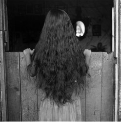 Tony Gleaton (American, 1948-2015). Un Hija de Jesus, Guatemala, Latin America, (Daughter of Jesus), 1992. Gelatin silver photograph, image: 15 3/4 x 14 3/4 in. (40.0 x 37.5 cm). Brooklyn Museum, Purchased with funds given by Karen B. Cohen and Jan Staller, 1997.50. © Tony Gleaton