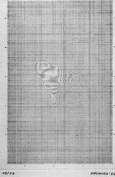 Joachim Grommek. Millimeterpapier, 1994. Drypoint etching, Sheet: 15 1/2 x 11 3/8 in. (39.4 x 28.9 cm). Brooklyn Museum, Gift of Feature Inc., 1999.34.7. © artist or artist's estate