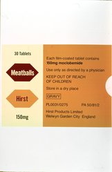 Damien Hirst (British, born 1965). Meatballs, 1999. Screenprint in 13 parts, 60 1/8 x 39 7/8 in.  (152.7 x 101.3 cm). Brooklyn Museum, Gift of the Prints and Photographs Council, Alfred T. White Fund, Emily Winthrop Miles Fund, and Mary Smith Dorward Fund, 2000.110d. © artist or artist's estate