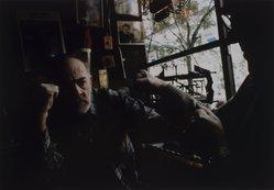 "Darin Mickey (American, born Tulsa, Oklahoma 1974). ""Milanos"", New York City, October 1998. Chromogenic photograph, Sheet: 20 x 24 in. (50.8 x 61 cm). Brooklyn Museum, Gift of Darin Mickey, 2003.42.1. © artist or artist's estate"