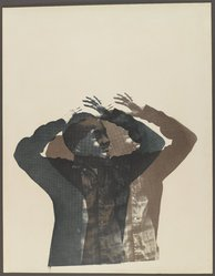 Cleveland Bellow (American, 1946-2009). Untitled, 1968. Screenprint on paper, sheet: 19 1/2 x 15 1/4 in. (49.5 x 38.7 cm). Brooklyn Museum, Gift of R.M. Atwater, Anna Wolfrom Dove, Alice Fiebiger, Joseph Fiebiger, Belle Campbell Harriss, and Emma L. Hyde, by exchange, Designated Purchase Fund, Mary Smith Dorward Fund, Dick S. Ramsay Fund, and  Carll H. de Silver Fund, 2012.80.6. © artist or artist's estate
