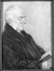 Sarah Eakin Cowan (American, 1875-1958). Dr. Graves, before 1931. Watercolor on porcelain portrait in wood frame under glass lens, Image (sight): 4 3/16 x 3 1/8 in. (10.6 x 7.9 cm). Brooklyn Museum, Museum Collection Fund, 31.761. © artist or artist's estate