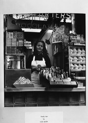 Gaby Mayer. Candy Bar. Photograph, 12 x 11 in. (30.5 x 27.9 cm). Brooklyn Museum, Gift of the artist, 52.162.3