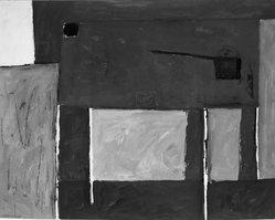 William George Scott, RA (British, 1913-1989). Kitchen Forms, ca. 1953. Watercolor, Image: 19 1/2 x 24 3/4 in. (49.5 x 62.9 cm). Brooklyn Museum, Carll H. de Silver Fund, 53.145. © artist or artist's estate