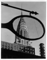 Irving Berman (American). Chrysler Building. Photograph Brooklyn Museum, Gift of the artist, 53.156.2