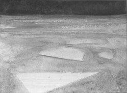 Augustus Peck (American, 1906-1975). Spring Thaw, 1956. Oil on canvas, Frame: 27 x 33 3/4 in. (68.6 x 85.7 cm). Brooklyn Museum, John B. Woodward Memorial Fund, 56.189. © artist or artist's estate