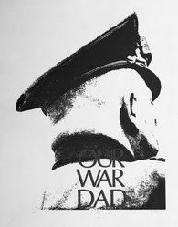 William Weege (American, born 1935). Our War Dead, July 4, 1967. Offset lithograph and serigraph combination on paper, 23 x 18 in. (58.4 x 45.7 cm). Brooklyn Museum, Gift of the artist, 68.34.20. © artist or artist's estate