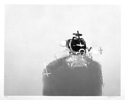 Antonio Lorenzo (Spanish, born 1922). Untitled, 1967. Etching and aquatint on illustration board, 10 7/8 x 13 1/2 in. (27.6 x 34.3 cm). Brooklyn Museum, Gift of the Museo de Arte Abstracto Español through D. Fernando Zobel, 69.28.5. © artist or artist's estate