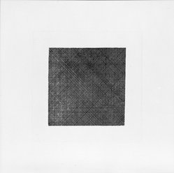 Sol LeWitt (American, 1928-2007). Untitled, 1972. Etching on paper, sheet: 11 x 11 in. (27.9 x 27.9 cm). Brooklyn Museum, National Endowment for the Arts and Bristol-Myers Fund, 72.121.2. © artist or artist's estate
