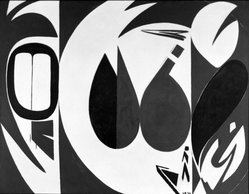Lee Krasner (American, 1908-1984). Mysteries, 1972. Oil on cotton duck, 69 1/2 x 89 1/2 in. (176.5 x 227.3 cm). Brooklyn Museum, Dick S. Ramsay Fund, 73.100. © artist or artist's estate