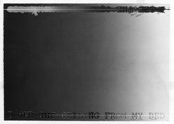 Arakawa aka Shusaku Arakawa (American, born Japan, 1936-2010). Iris Field, 1974. Lithograph and embossing, 29 7/8 x 41 3/4 in. (75.9 x 106 cm). Brooklyn Museum, A. Augustus Healy Fund, 74.138. © artist or artist's estate