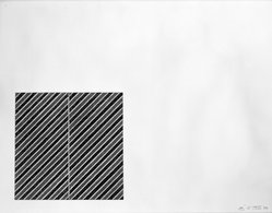 Frank Stella (American, born 1936). Tetuan III Number 11 For Meyer Shapiro, 1973. Lithograph and screenprint on paper, sheet: 16 15/16 x 22 in. (43 x 55.9 cm). Brooklyn Museum, Designated Purchase Fund, 75.16.2. © artist or artist's estate